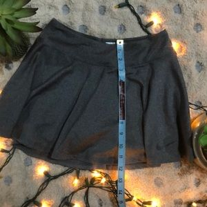 Nike Skirts - Heathered Grey Nike Tennis Skirt